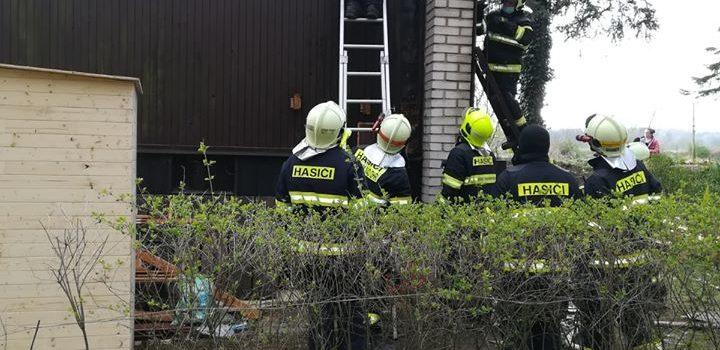 10.4. Požár nízké budovy Brňany