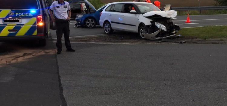 16.07.2021 Dopravní nehoda Doksany